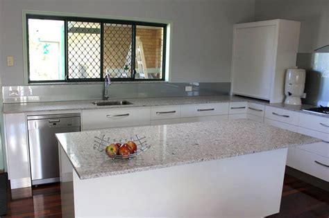 Classic Caesarstone class   Brisbane Kitchen Renovation