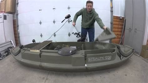 Beavertail Duck Boats Stealth 1200 by Beavertail Stealth 1200 Review