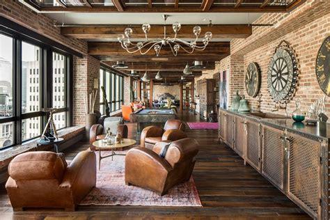 deco chambre d hote déco salon loft york