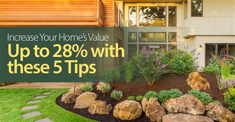5 Tips To Increase Your Home's Value Up To 28