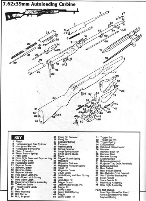 Weapon Wiring Diagram by How To S Of The Sks Sks Sks Rifle Weapons Guns Guns