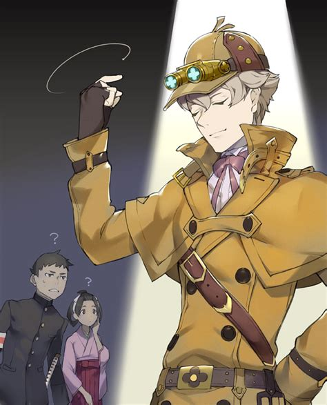 attorney ace sherlock power holmes deductions phoenix meme deduction revealed been there comments behold present wright