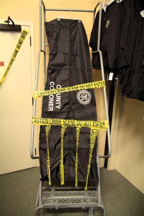 la coroners gift shop skeletons   closet