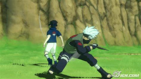 Naruto Ultimate Ninja Storm Screenshots Pictures