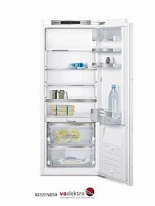 Siemens einbau kuhlschrank ki52fad30 mit vitafresh und for Siemens kühlschrank mit gefrierfach