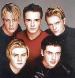 British Boy Bands 90s