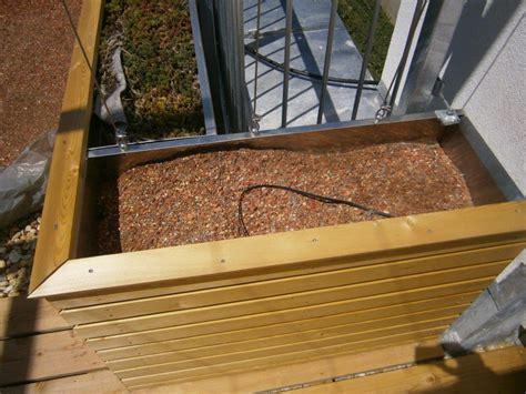 geländer für terrasse pflanzgef 228 223 e hochbeete hochbeete pflanzschalen