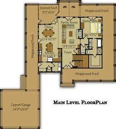 house plans home  porches  pinterest