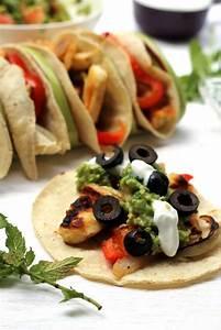Recette Tacos Mexicain : grilled halloumi tacos recette recette de cuisine ~ Farleysfitness.com Idées de Décoration