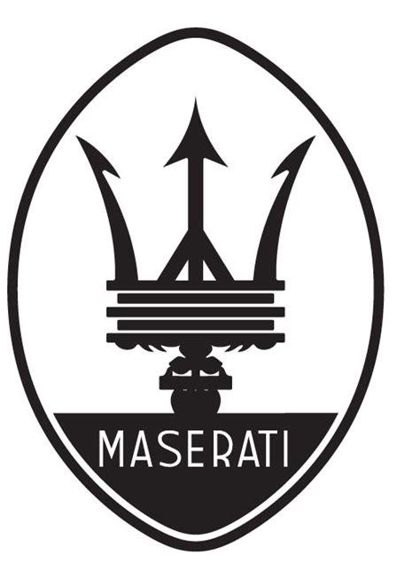 maserati blue logo maserati logo pictures auto logos pinterest logo