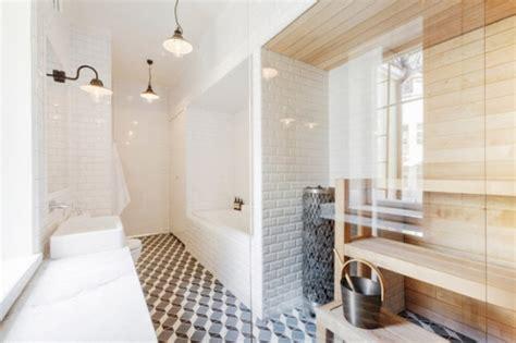 salle de bain carrelage metro toute la hauteur 2 d 233 co sdb layla30 photos club doctissimo