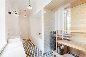 salle de bain carrelage metro With carrelage metro salle de bain