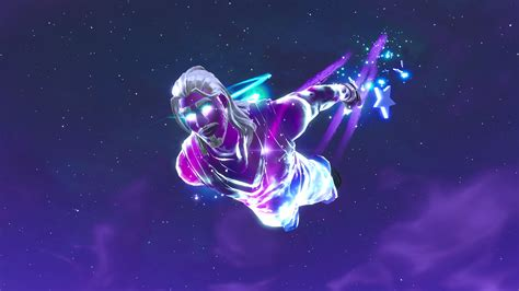 galaxy fortnite wallpapers wallpaper cave