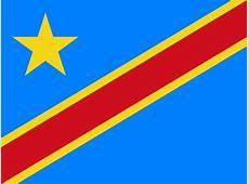Drapeau de la République démocratique du Congo