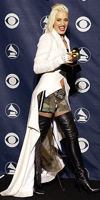 celebrity gwen stefani boots