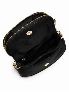 Michael michael kors Bedford Small Leather Crossbody Bag ...