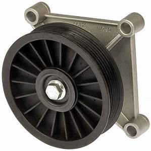 1998 C Compressor Bypass Pulley