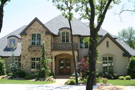 French Country Home Exteriors