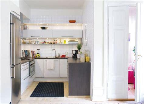 modelos de cocinas de apartamentos pequenos