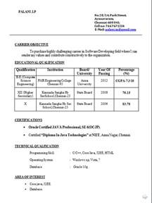 resume format for freshers computer engineers pdf freshers be resume format free download