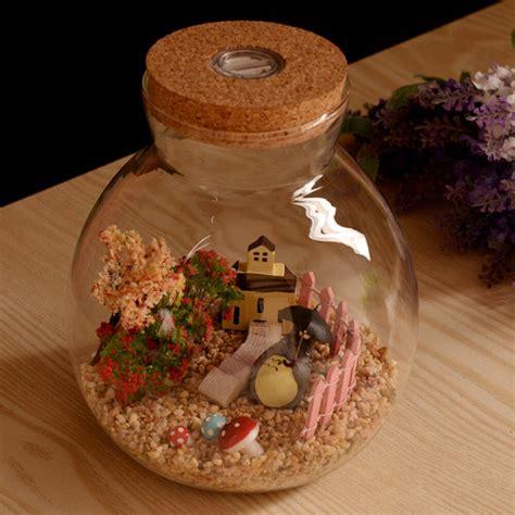 vasi led grandi dimensioni terrario vaso di vetro contenitori con
