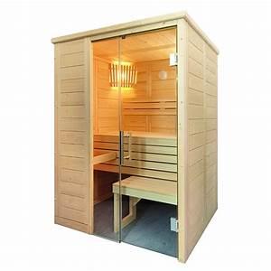 Kleine Sauna Für 2 Personen : domo alaska mini saunahaus com ~ Lizthompson.info Haus und Dekorationen
