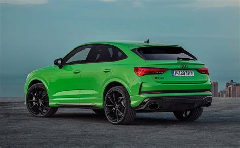 audi rsq3 2020 2020 audi rs q3 revealed sportback added for time