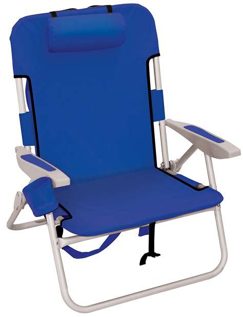 gear backpack chair 3 gear big backpack chair blue