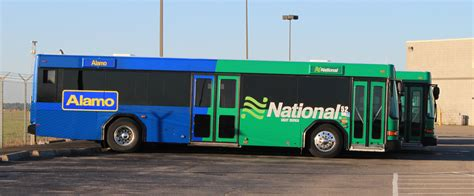 Rental Car Shuttle To Of Miami by File Alamo National Airport Shuttle Detroit Metro