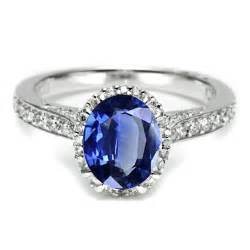 sapphire engagement ring sapphire sons