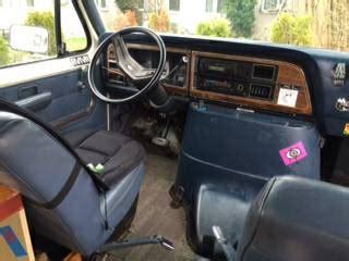 ford econoline camper  sale  vancouver british