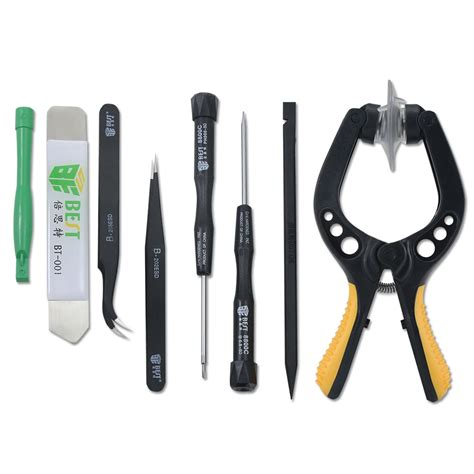 iphone tool kit bst 609 cell phone repair tool kit opening tools for