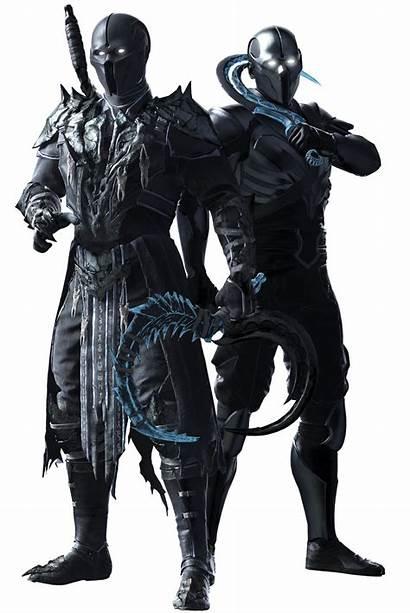 Noob Saibot Kombat Mortal Mk11 Deviantart Villains