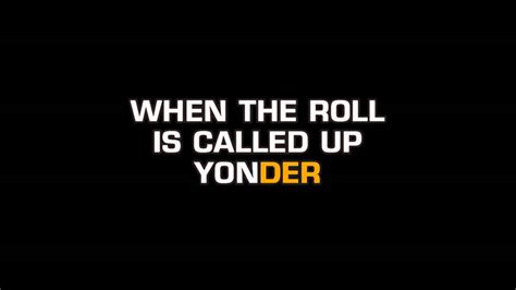 Traditional Gospel  When The Roll Is Called Up Yonder