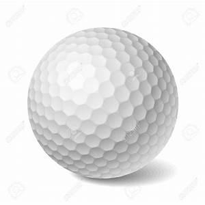 Cartoon Golf Ball Clipart (41+)