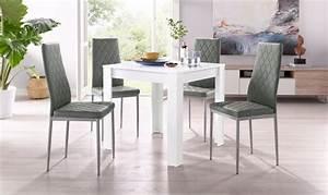 Bodenvase Weiss 80 Cm : essgruppe mit tisch in wei breite 80 cm 5 tlg online kaufen otto ~ Bigdaddyawards.com Haus und Dekorationen