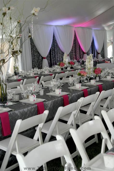 Gallery Category: Weddings Backdrops Silver wedding