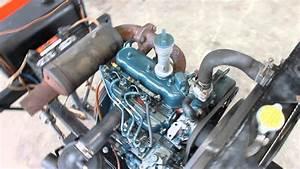 Kubota D722 Diesel Engine 002