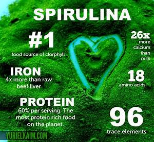 Surprising Facts about Spirulina that Your Doctor Doesn't Know Spirulina