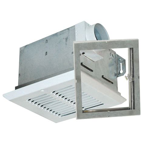 air king ceiling exhaust fan air king advantage fire rated 50 cfm ceiling bathroom