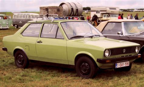 Pin Volkswagen Derby Mk 1f 1979 1981 On Pinterest