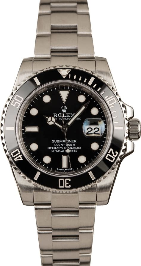 Who Makes The Best Replica Watches Rolex Submariner 116610 ...