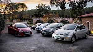 Fonctionnement Hybride Toyota : l 39 hybride toyota l 39 volution de la prius ~ Medecine-chirurgie-esthetiques.com Avis de Voitures