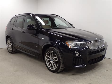 The 2016 bmw x3 is available with a new harman kardon surround sound system and updated usb and bluetooth. Pre-Owned 2016 BMW X3 xDrive35i M Sport Sport Utility in ...