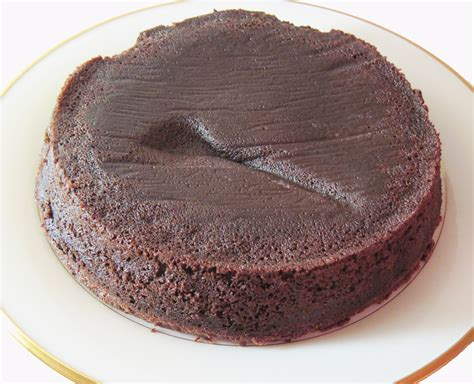 easy flourless chocolate cake   kitchen  kath