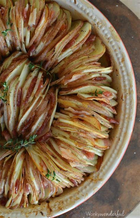 potato side dish recipes roasted potato side dish recipe wonkywonderful