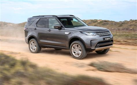 Land Rover Discovery 4k Wallpapers by Wallpapers 4k Land Rover Discovery Offroad