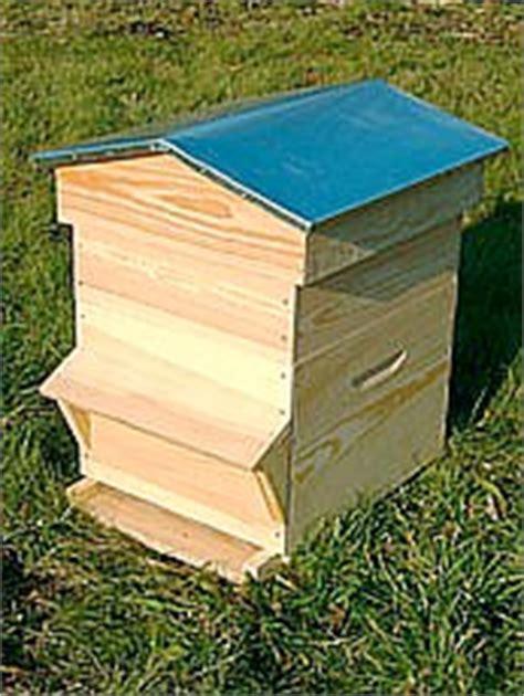 ruche dadant 12 cadres en kit ruche dadant en bois ou plastique