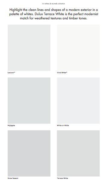 vivid white    favourite white paint colour