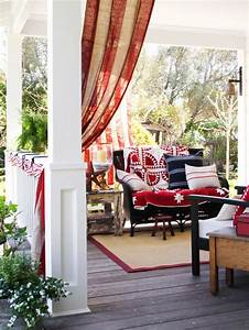 Red, White, And, Blue, Outdoor, Decor